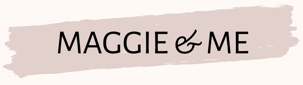 Maggie and Me logo